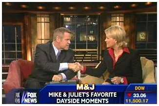 mike news friends